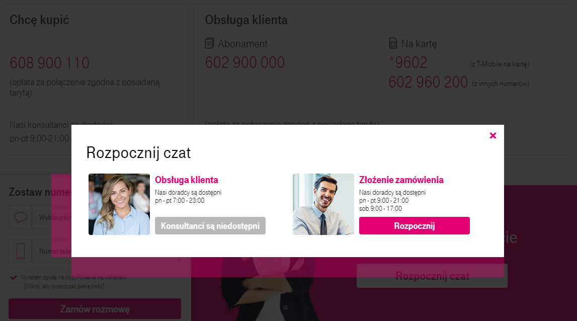 T-Mobile to oszustwo